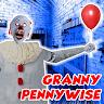 Clown Granny Evil House Escape Horror MOD icon