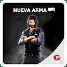 Free Fire Latam - Armas 2019 game apk icon