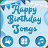 Happy Birthday Mp3 Song with AgeCalculator app apk icon