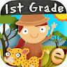 Kids Jungle Play game apk icon