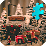 Merry Christmas Jigsaw Puzzle Game game apk icon