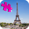 Admirable Paris Jigsaw Puzzle Game game apk icon