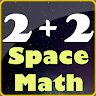 SpaceMath 2+2 game apk icon