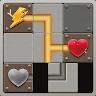 Power Line : Slide Puzzle game apk icon