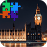 Beauty Of London Jigsaw Puzzle Game game apk icon