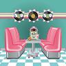 Retro Match 3 Diner game apk icon