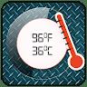 Body Temperature : Fever History Diary app apk icon