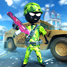 Spider Stickman Crime City : Rope - Hero Battle game apk icon
