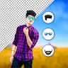 telecharger Boy Stylish Photo Maker : Glass, Hair & Stickers apk