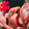 Pink Flamingo Jigsaw Puzzle Game game apk icon