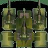 Tank Fire Enemy game apk icon