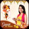 telecharger Ganesh DP Maker: Ganesha Photo Frame Editor apk