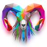 Poly Crush - Sphere Rescue game apk icon