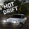 Hot Drift game apk icon