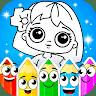 download Coloring dolls. apk