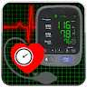 Blood Pressure : Info Diary app apk icon