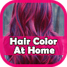 Hair Color at Home Tips app apk icon