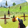 Real Bottle Shooter 3d 2019 game apk icon