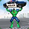 Incredible Monster Transform Robot Shooting Games app apk icon