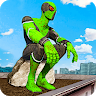 Frog Ninja Hero Gangster Vegas Superhero Games app apk icon