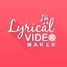 Lyrical Video Status Maker app apk icon