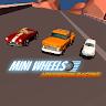 Mini Wheels Adventure Racing game apk icon
