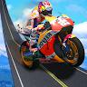 Bike Race - BMX Stunts 2019 game apk icon