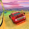 Mega ramp car racing stunts impossible Tracks app apk icon