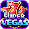 Super Vegas Slots - Casino Slot Machines! game apk icon