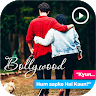 Bollywood Song Video Status app apk icon