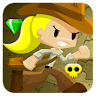 Lara Croft and the Skull Gold game apk icon