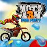 Moto Cross X3M 2019 game apk icon
