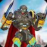 Ninja Warrior Robot Hero : Assassin Robot Games app apk icon