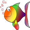 Crazy Fish game apk icon