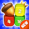Three Squirrels – Number Blast game apk icon