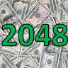 2048 Money game apk icon