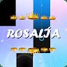 download ROSALÍA Yo x Ti, Tu x Mi Piano Magic Tiles Game apk