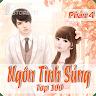 Truyện Ngôn Tình Sủng Top 100 Tuyển Tập Phần 4/5 app apk icon