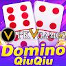 Domino Q, Qiu, 99, Sakong, Capsa, Ceme, Poker, PKV game apk icon
