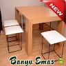 Best Minimalist Wooden Guest Chair Ideas app apk icon