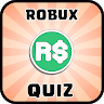 Free Robux Counter Quiz game apk icon