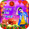 New Year Photo Editor New app apk icon