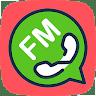 FM Whats plus : New Version FmWhatts app apk icon