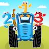 telecharger Синий Трактор Для Малышей Игры Для Маленьких Детей apk