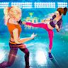 Girls Wrestling Ring Fight Champions app apk icon