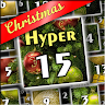 Christmas Puzzles - Hyper 15 game apk icon