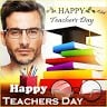 Teachers Day Photo Frame with Teachers day Quotes app apk icon
