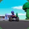 Racing For Patrol Car game apk icon