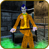 Scary Clown Fighting Adventure game apk icon