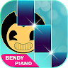 telecharger New 🎹 Bendy Piano Game 2019 apk